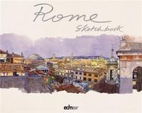 ROME SKETCHBOOK /ANGLAIS