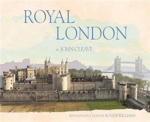 ROYAL LONDON SKETCHBOOK /ANGLAIS