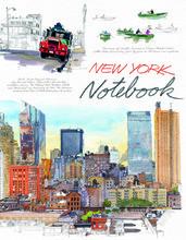 NEW YORK NOTEBOOK /ANGLAIS