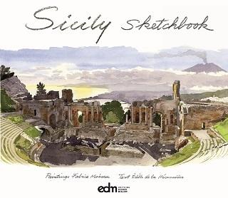 SICILY SKETCHBOOK /ANGLAIS