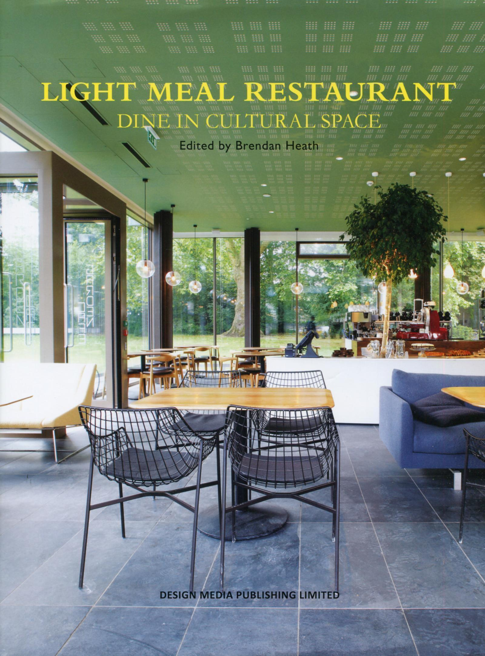 LIGHT MEAL RESTAURANT - DINE IN CULTURAL SPACE.