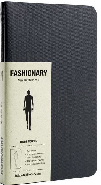 FASHIONARY MENS MINI (SET OF 3) /ANGLAIS