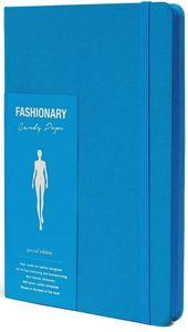 FASHIONARY CANDY POPS BERRYBLUE WOMENS A5 /ANGLAIS