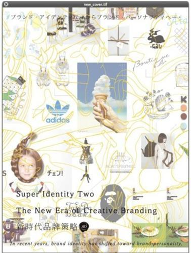 NEW SUPER IDENTITY : THE NEW ERA OF CREATIVE BRANDING /ANGLAIS