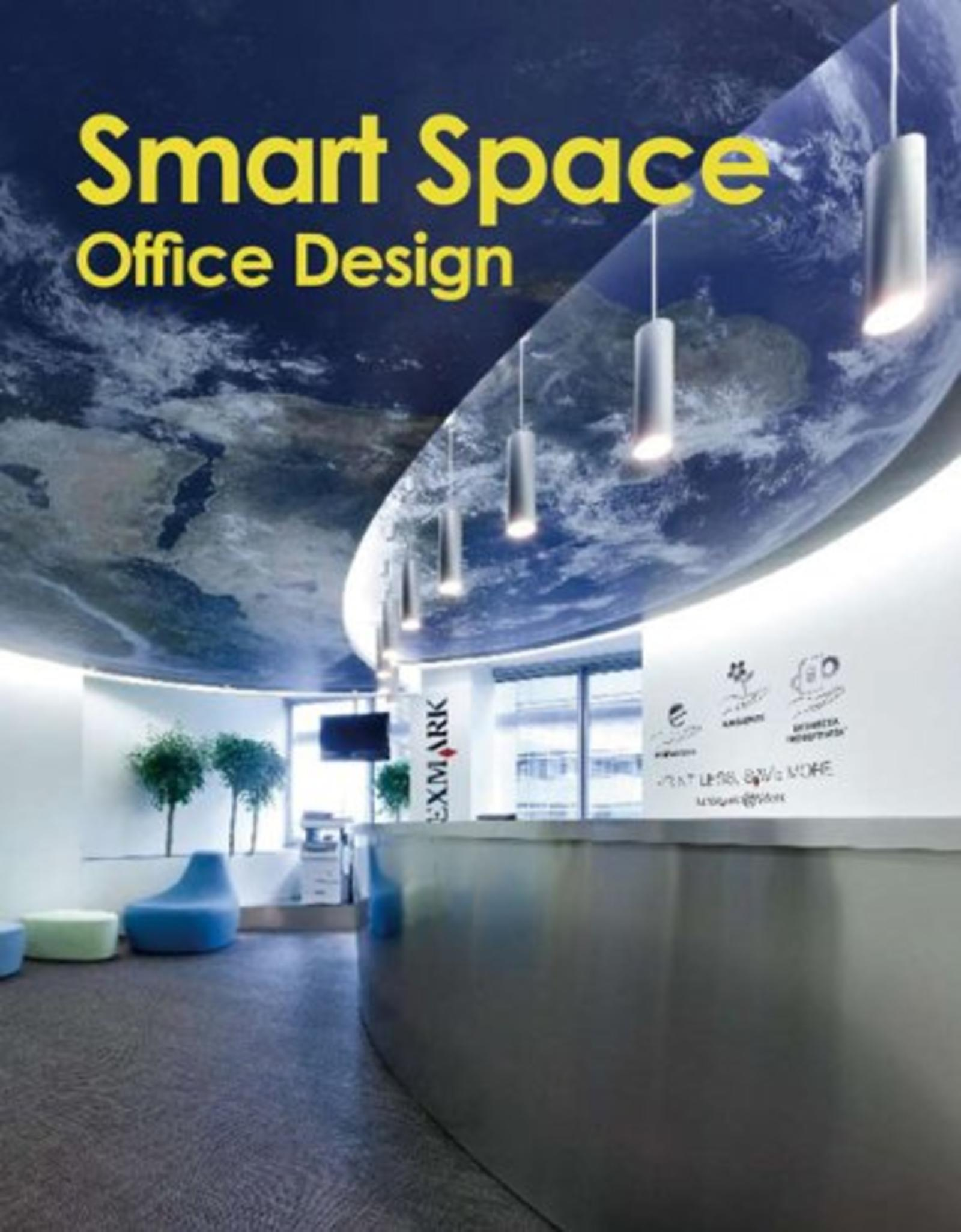 SMART SPACE OFFICE DESIGN - OFFICE DESIGN.