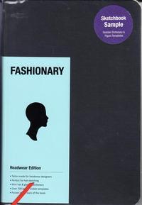 FASHIONARY HEADWEAR A5 /ANGLAIS