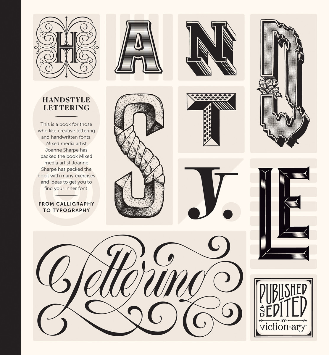 HANDSTYLE LETTERING /ANGLAIS