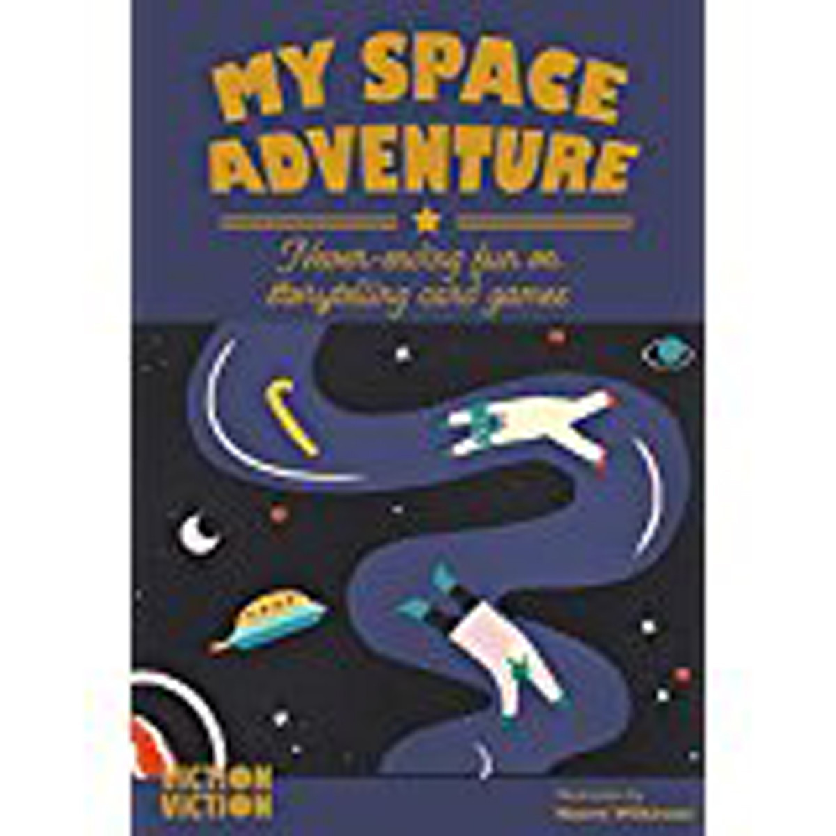 MY SPACE ADVENTURE /ANGLAIS