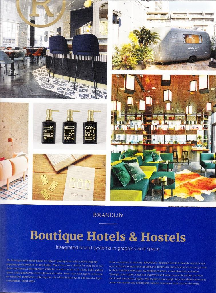 BRANDLIFE BOUTIQUE, HOTELS AND HOSTELS /ANGLAIS