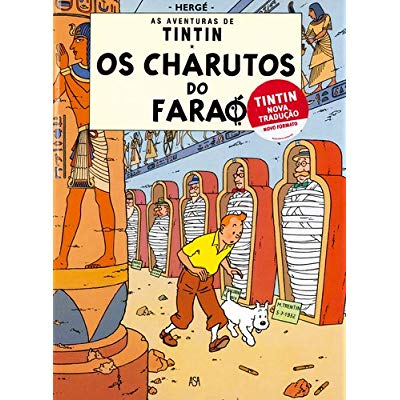 CIGARES DU PHARAON (PORTUGAIS NE 2011) (LES)