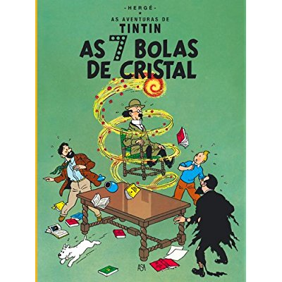 LES SEPT BOULES DE CRISTAL (PORTUGAIS NE 2011)