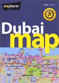**DUBAI MAP**