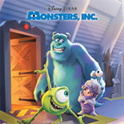MONSTERS, INC. (ARABE) (MONSTRES & CIE)