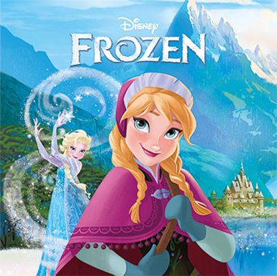FROZEN (ARABE) (LA REINE DES NEIGES)