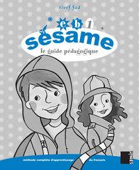 SESAME EB1  GUIDE PEDAGOGIQUE