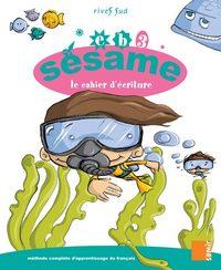 SESAME EB3 -  CAHIER D'ECRITURE