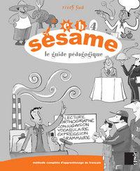 SESAME EB4 - GUIDE PEDAGOGIQUE