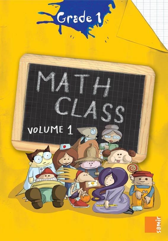 MATH CLASS GRADE 1  WORKBOOK VOLUME 1
