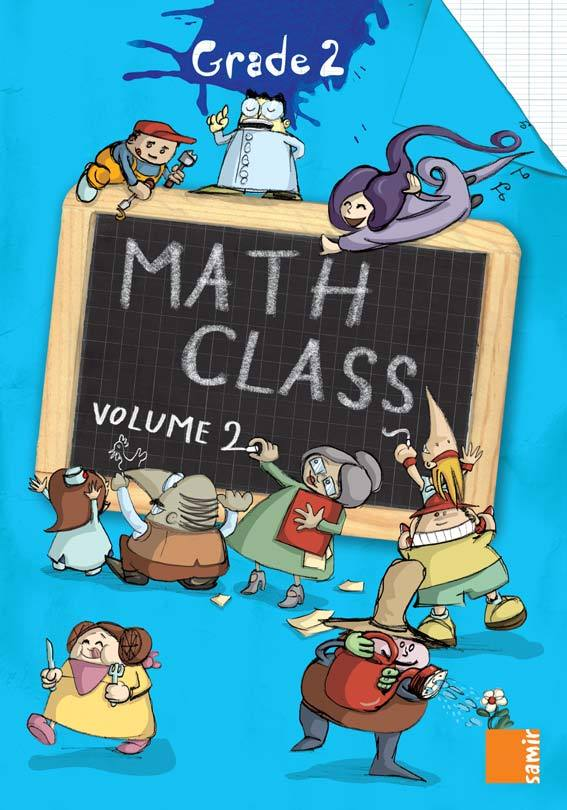 MATH CLASS GRADE 2 - WORKBOOK VOLUME 2
