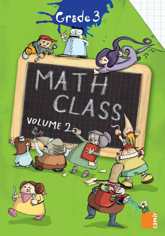 MATH CLASS GRADE 3 - WORKBOOK VOLUME 2