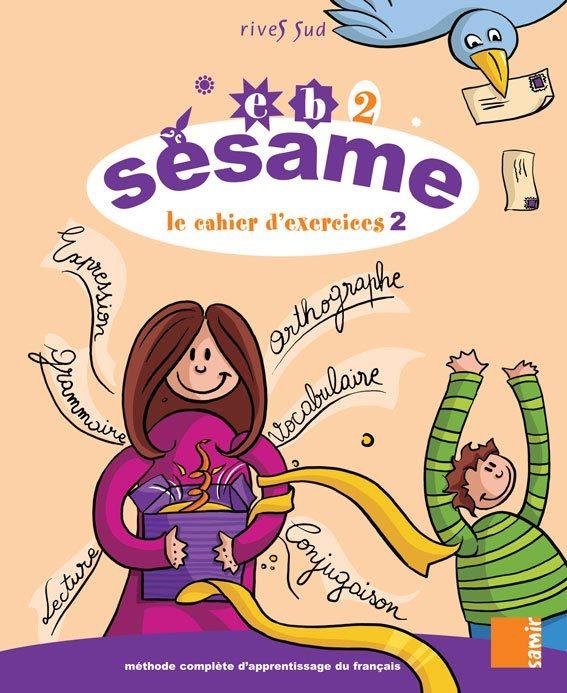 SESAME EB2 - CAHIER D'EXERCICES 2