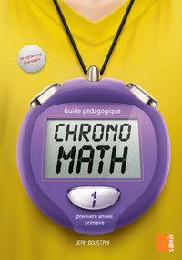 CHRONOMATH 1 - GUIDE PEDAGOGIQUE