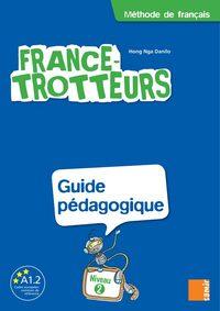 FRANCE-TROTTEURS NIVEAU 2  GUIDE NUMERIQUE