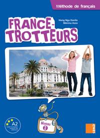 LIVRE NIVEAU 3 - FRANCE-TROTTEURS 3