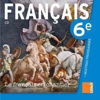 LE FRANCAIS EN CHANTIER - CD 6E