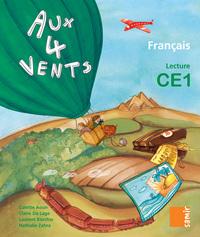 LIVRE DE L'ELEVE CE1 - AUX 4 VENTS CE1