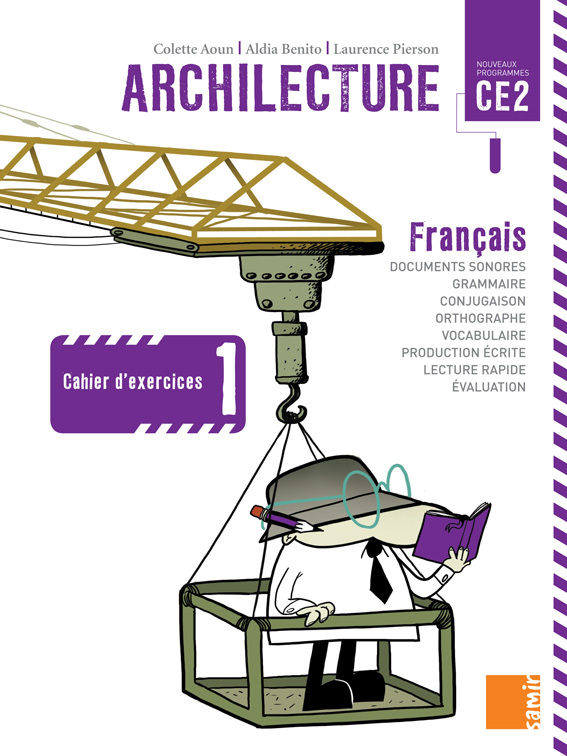 CAHIER D'EXERCICES 1 CE2 - ARCHILECTURE CE2