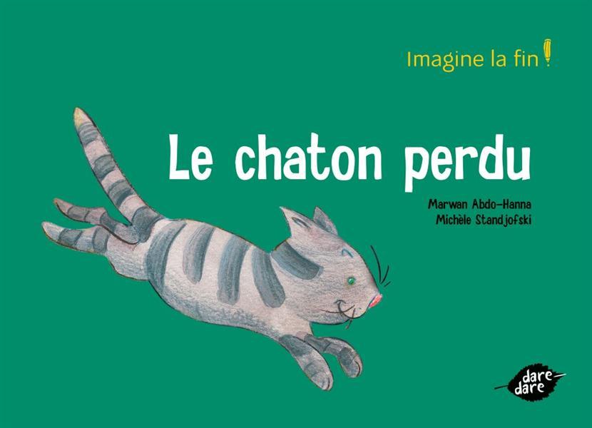 LE CHATON PERDU !