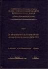 LE DEMANTELEMENT DE L'EMPIRE OTTOMAN ET LES PRELUDES DU MANDAT, 1914- 1919