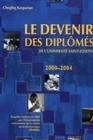 LE DEVENIR DES DIPLOMES DE L'UNIVERSITE SAINT-JOSEPH 2000-2004