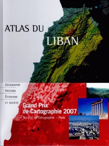 ATLAS DU LIBAN