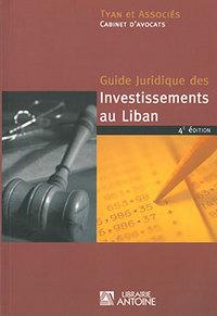 GUIDE JURIDIQUE DES INVESTISSEMENTS AU LIBAN