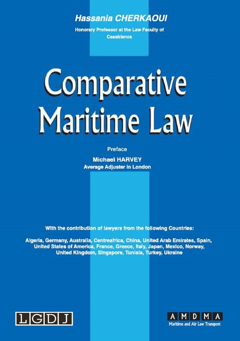 COMPARATIVE MARITIME LAW