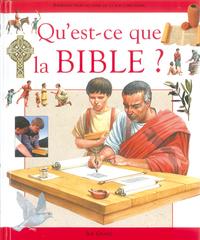 QU'EST CE QUE LA BIBLE