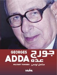 GEORGES ADDA : MILITANT TUNISIEN