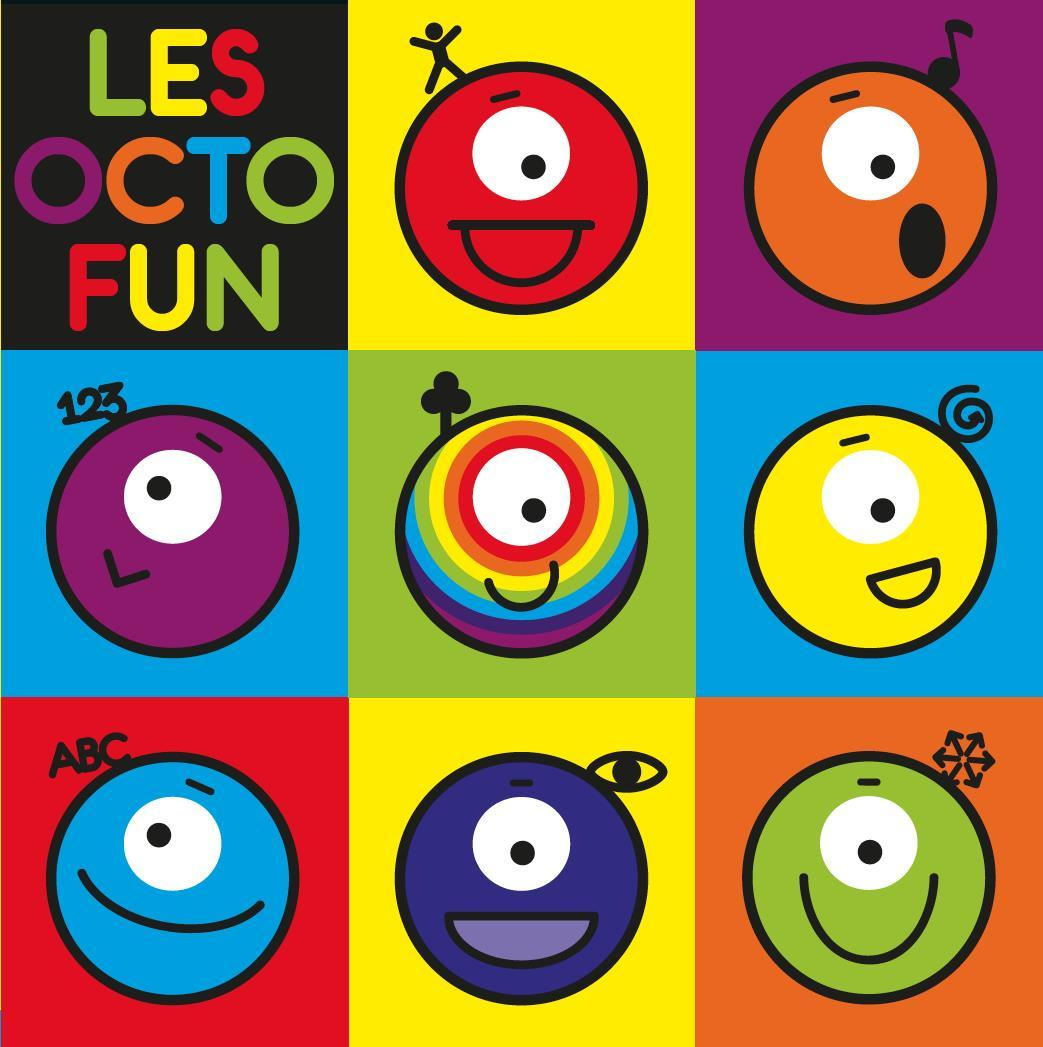 OCTOFUN CARNET DECOUVERTE