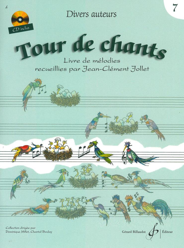 TOUR DE CHANTS VOLUME 7