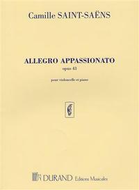 ALLEGRO APPASSIONATO OP.43 VIOLONCELLE
