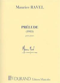 PRELUDE 1913 POUR PIANO PIANO
