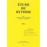 C.N.R. DE LYON - ETUDE DU RYTHME VOL.1 --- FORMATION MUSICALE