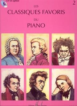 LES CLASSIQUES FAVORIS VOL.2 --- PIANO