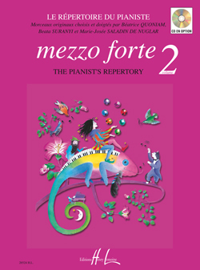 MEZZO FORTE VOL.2 --- PIANO