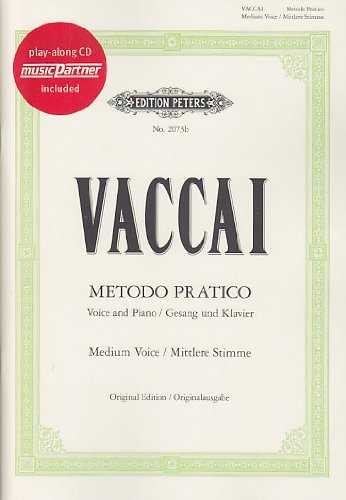 METODO PRATICO - MEDIUM VOICE  +CD