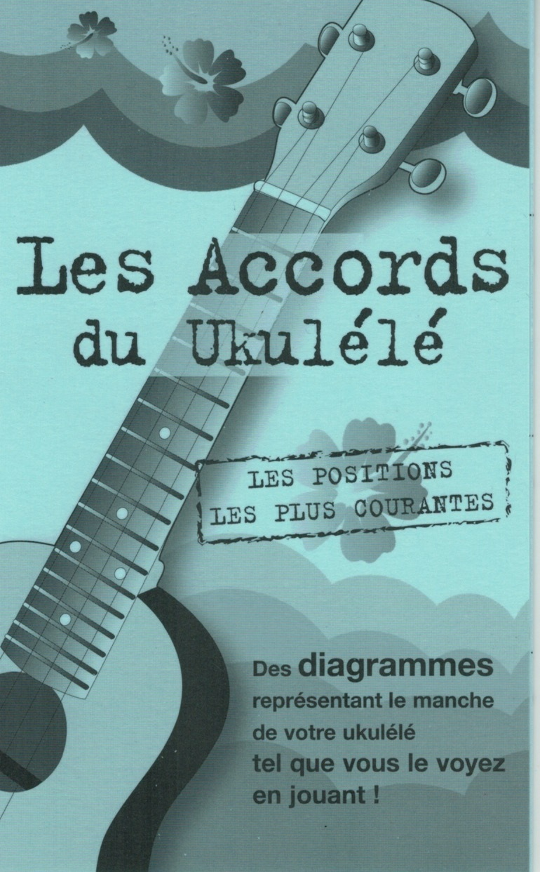 MINI DICTIONNAIRE D'ACCORDS UKULELE