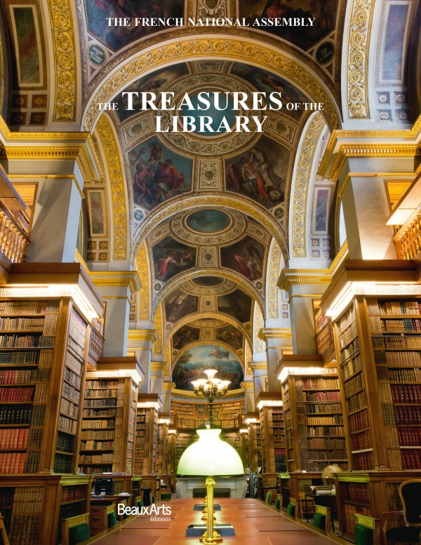 THE TREASURES OF THE LIBRARY - THE FRENCH NATIONAL ASSEMBLY