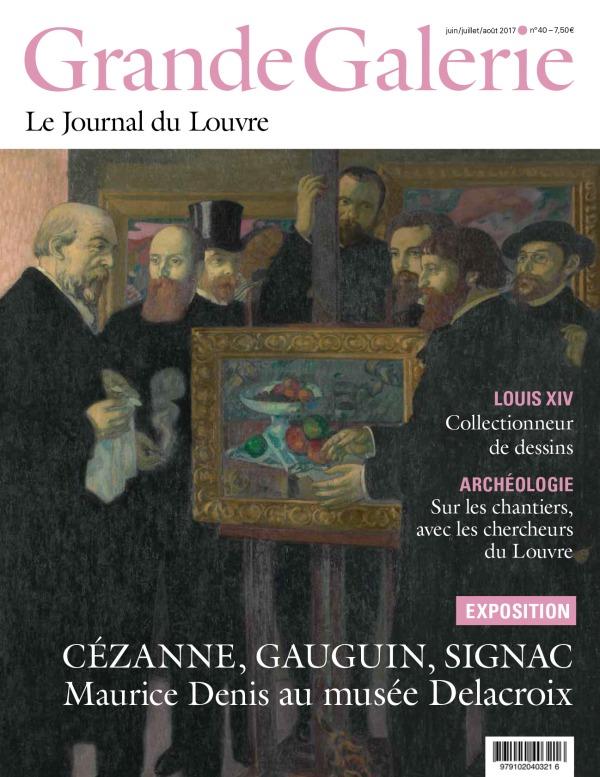 GRANDE GALERIE N 40 - LE JOURNAL DU LOUVRE
